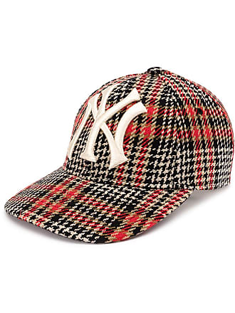 54c02a31a8bd99 Gucci NY Yankees baseball cap - Black
