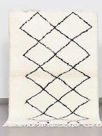 Benisouk Beni Ourain rug 3.1 x 4.7 ft