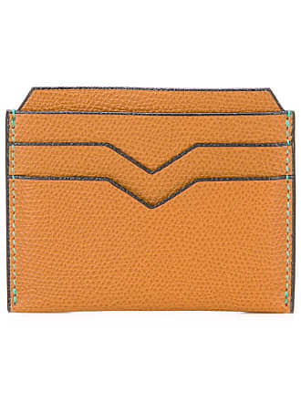 Valextra classic cardholder - Brown