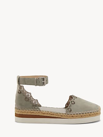 5c1f412892e7 Vince Camuto Womens Breshan Espadrille Flats Pea Pod Size 5.5 Leather From  Sole Society