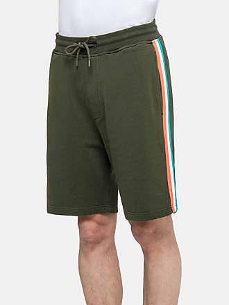 Sundek walk shorts with side rainbow