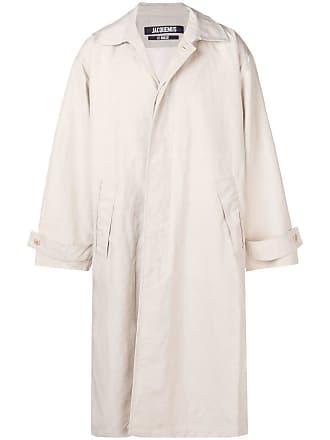 Jacquemus loose-fit trench coat - Neutro
