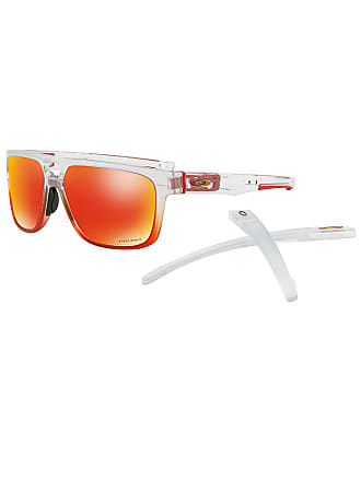 c43cd8effd0e4 Oakley Oakley Crossrange Patch The Mist Sonnenbrille - Rot