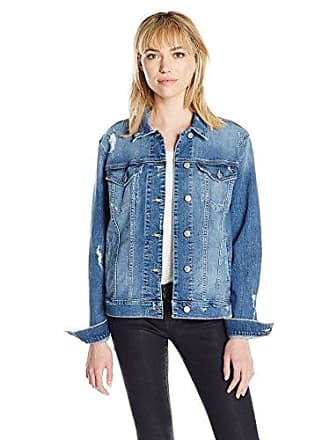 Joe's Womens Anita Jacket, Medium Blue 410, S