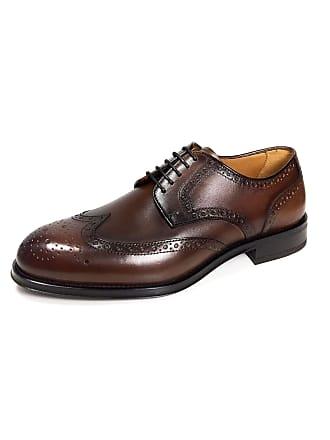 124150f49fcd09 MASSIMO DUTTI Mens Smart tan Leather Shoes 4202 022 (7 UK)
