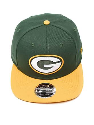 New Era Boné New Era Snapback 950 Team Color Green Bay Packers Verde/Amarelo