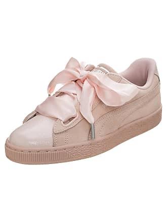 d22bc3df1d3d4c Puma Sneaker Suede Heart Bubble altrosa