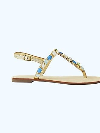 27075aad106a3f Lilly Pulitzer® Leather Sandals − Sale: at USD $88.00+ | Stylight