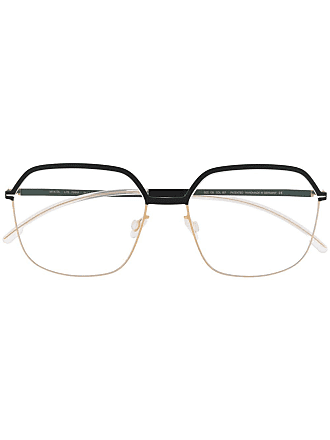 Mykita Armação de óculos redonda - Preto