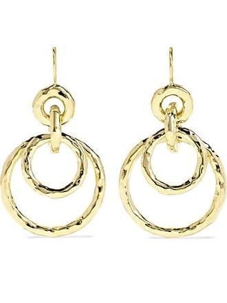 Ippolita Jet Set Medium 18-karat Gold Earrings