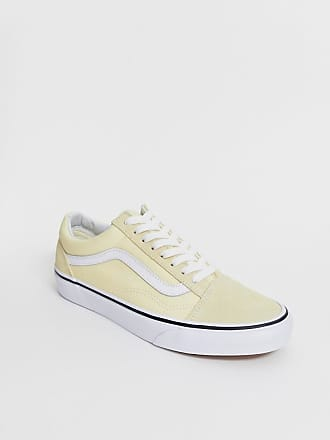 b7c8a9639238 Vans Van - Old Skool Vanilla - Baskets - Blanc
