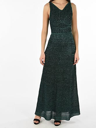 Missoni sleeveless maxi lenght a-line dress size 40