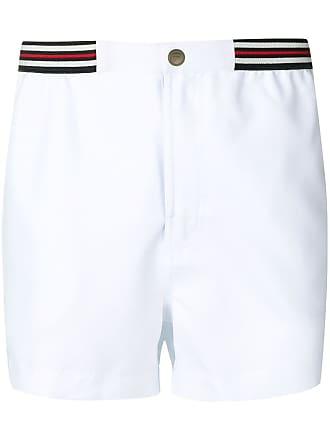 Fila track shorts - White