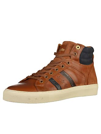 d36a4517c225ec Pantofola D oro Sneaker dunkelblau   braun   weiß