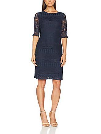 46eae630d422 Cream 10602162-Vestito Donna Blu (Royal Navy Blue 62701) 46 (Taglia  Produttore