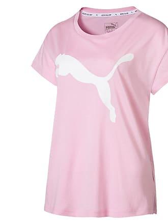 Puma Camiseta Puma Active Logo Feminina - Feminino fb6f90a49bfbd