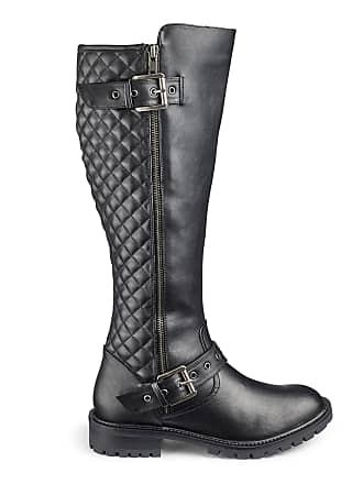 698b5d19e881 Simply Be Sia Boots Standard Calf Extra Wide EEE Fit