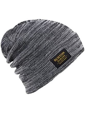 Burton Kactusbunch Tall Beanie true black   stout white ma 96cbf09f8f14