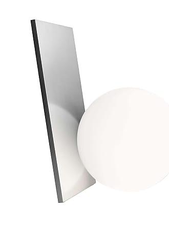 FLOS Extra T LED Tischleuchte silber