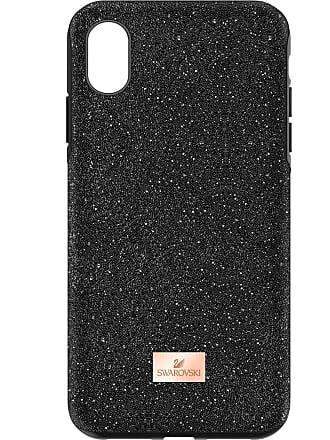 Swarovski High Smartphone Case with Bumper, iPhone XR, Black