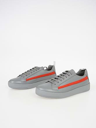 Prada Sneakers Basse in Pelle taglia 9 3afb2375e61