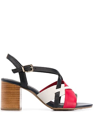 5bc9e64ac284 Tommy Hilfiger strappy design sandals - Blue