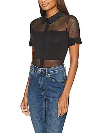 b3ea12563e5 Morgan Dames t-shirt - zwart (noir), maat: m