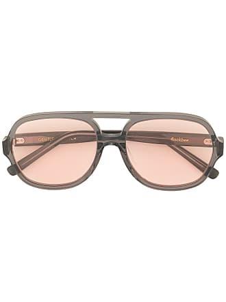 Gentle Monster Óculos de sol Flack Bee - Cinza