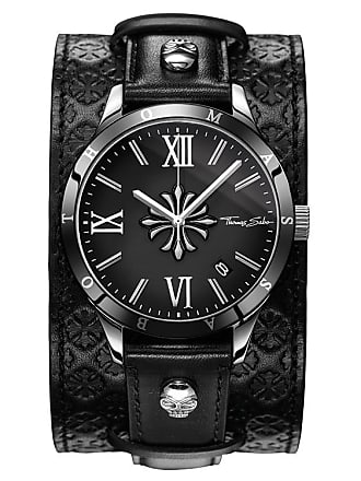 Thomas Sabo Thomas Sabo Mens Watch black WA0209-218-203-43 MM