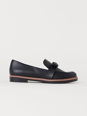 H&M Loafers with Bow - Black