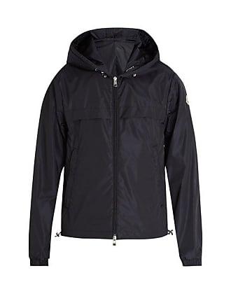84046e42f107 Moncler Gradignan Double Hooded Technical Jacket - Mens - Navy