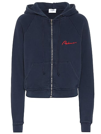 Re/Done Cotton zip hoodie