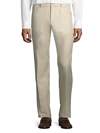 Zanella Rasolino Cotton-Linen Pants