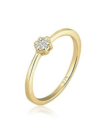 93cf45000407 DIAMORE Anillo de compromiso solitario Mujer oro amarillo - 0606942917 54