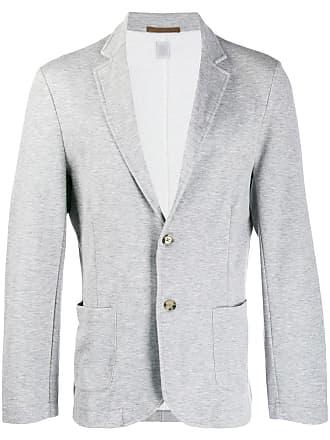 Eleventy two button cardigan - Grey
