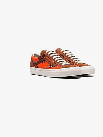 Vans orange Modernica Style 36 LX low top sneakers