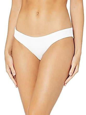 93cd567bd774bd Maaji Womens Sublime Reversible Cheeky Cut Bikini Bottom Swimsuit, Whisper  Crinkle/White Abstract Floral