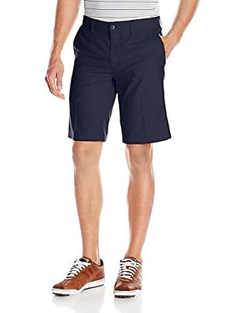 J.Lindeberg Mens M Somle Light Poly Golf Short, Navy Purple 36