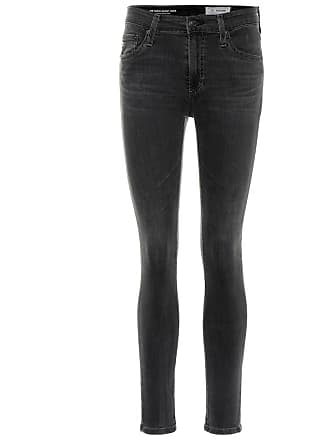 AG - Adriano Goldschmied The Farrah high-rise skinny jeans