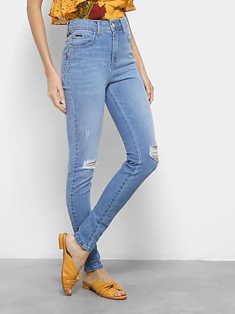df9701d73a Forum Calça Jeans Skinny Forum Marisa Rasgos Cintura Média Feminina -  Feminino