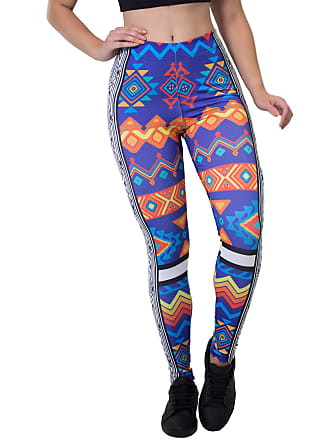 Kaisan Calça Feminina Legging Maia Art