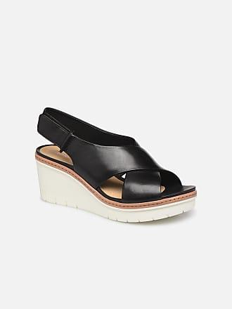 9482255ea08e Clarks PALM CANDID - Sandalen für Damen   schwarz
