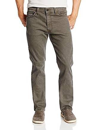 Levi's Mens 513 Slim Straight Fit Line 8 Twill Jean, New Khaki Streak, 42x32