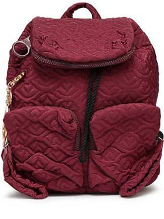 See By Chloé See By Chloé Woman Joyrider Bisou Quilted Shell Backpack Plum Size