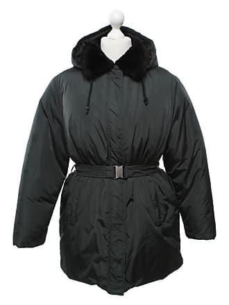 2d53d5c9a975e Prada gebraucht - Jacke Mantel in Oliv - DE 40 - Damen - Polyamid