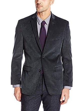 U.S.Polo Association Mens Corduroy Sport Coat, Gray Frosted, 44 Regular