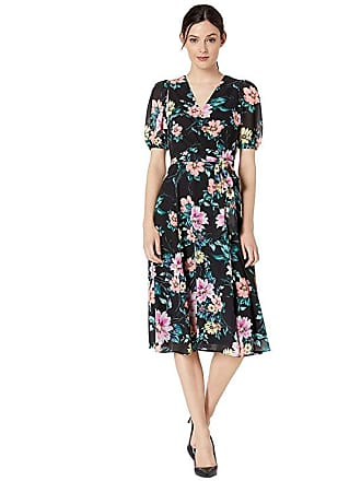 Yumi Kim Midnight Love (Wild Rose Black) Womens Dress