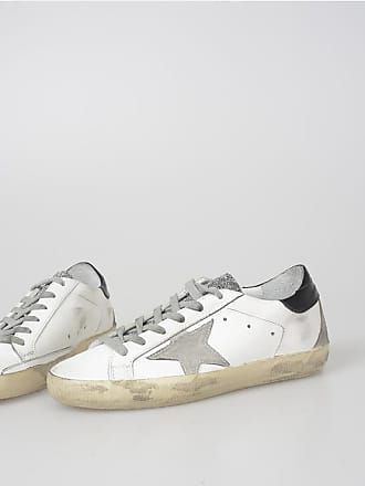 Golden Goose Leather Glittered Sneakers size 35 3ab154cb5c5