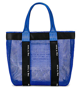 Rag & Bone 425 Mesh Tote in Blue