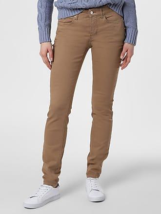 MAC Damen Jeans - Dream Skinny beige